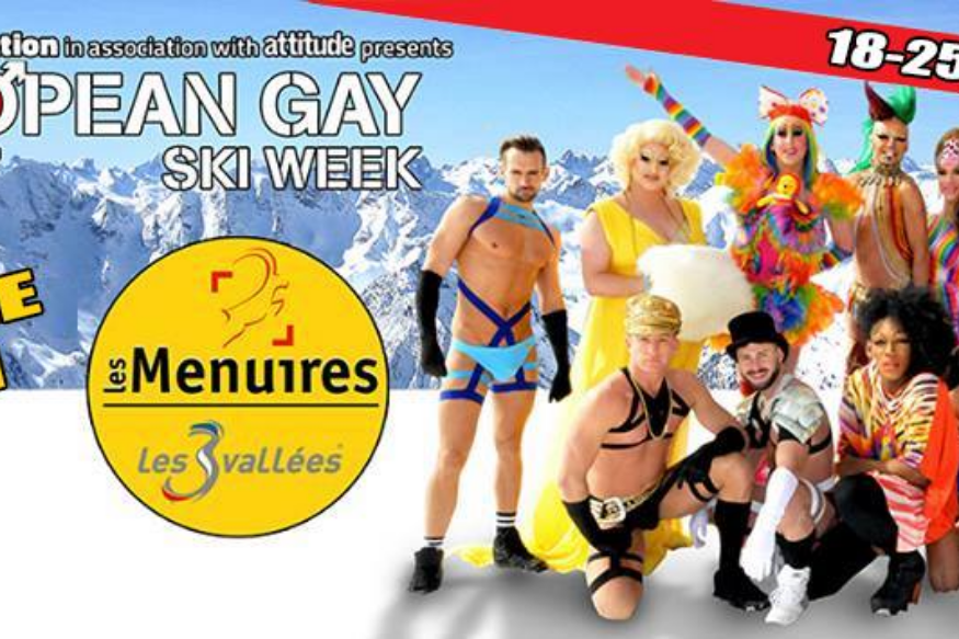 G One depuis l'European Gay Ski Week