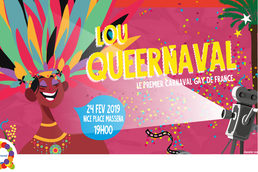 Nice : Le grand retour du premier carnaval gay de France, Lou Queernaval !