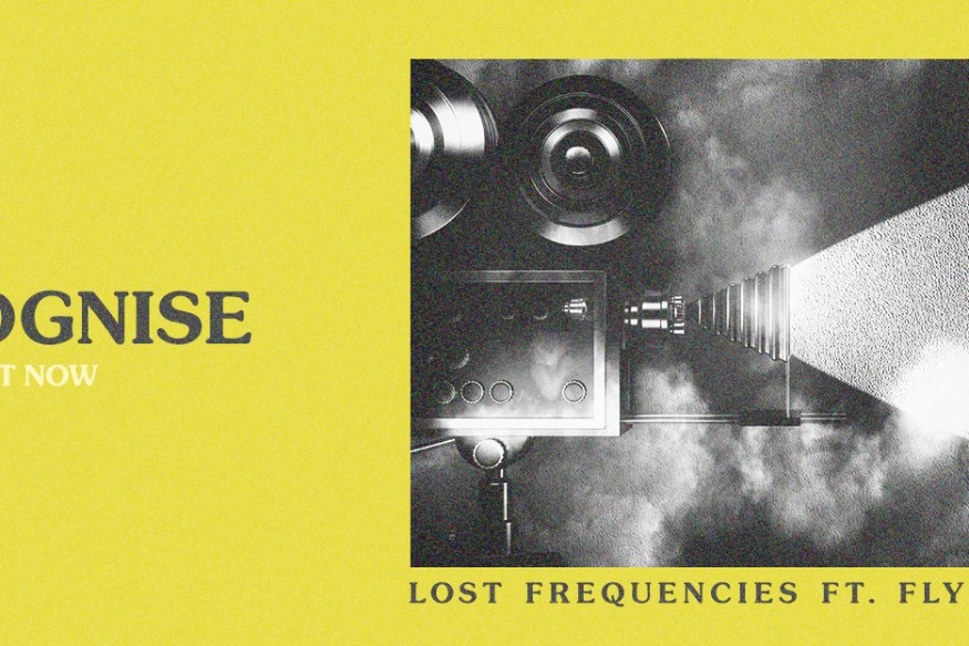 Lost Frequencies dévoile Recognise