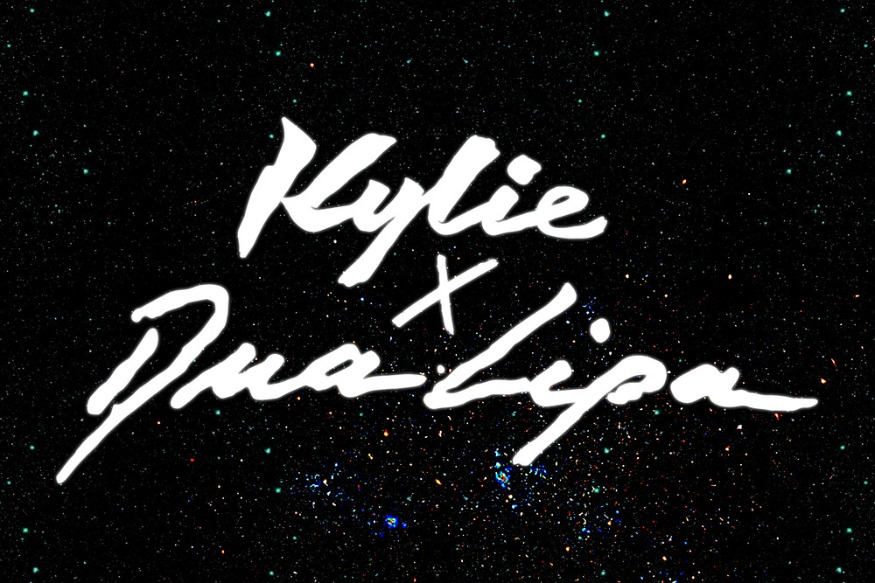 "Coup de coeur G One : Kylie Minogue & Dua Lipa ""Real Groove Studio 2054 Remix"""